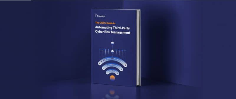 Automating Third Party Cyber Risk Management